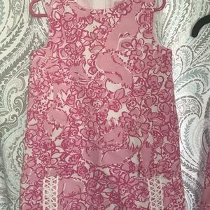 a6313fd2704abe Lilly Pulitzer. Lilly Pulitzer Mommy and Me Dress set pearl Shift. $100 $289